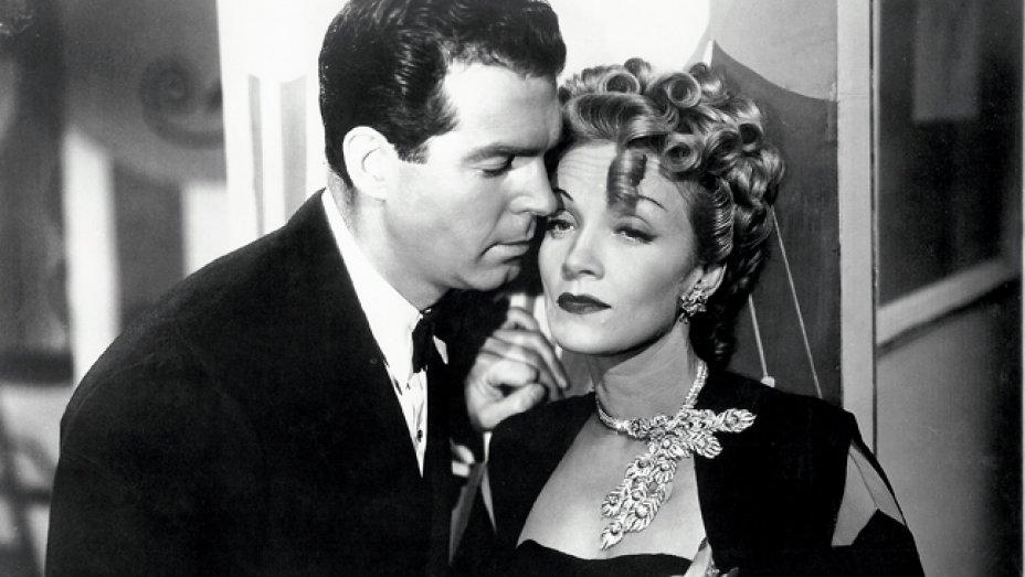 Ernest Hemingway and Marlene Dietrich [Hollywood Reporter]