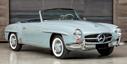 Aukcja Mercedesów w Stuttgarcie