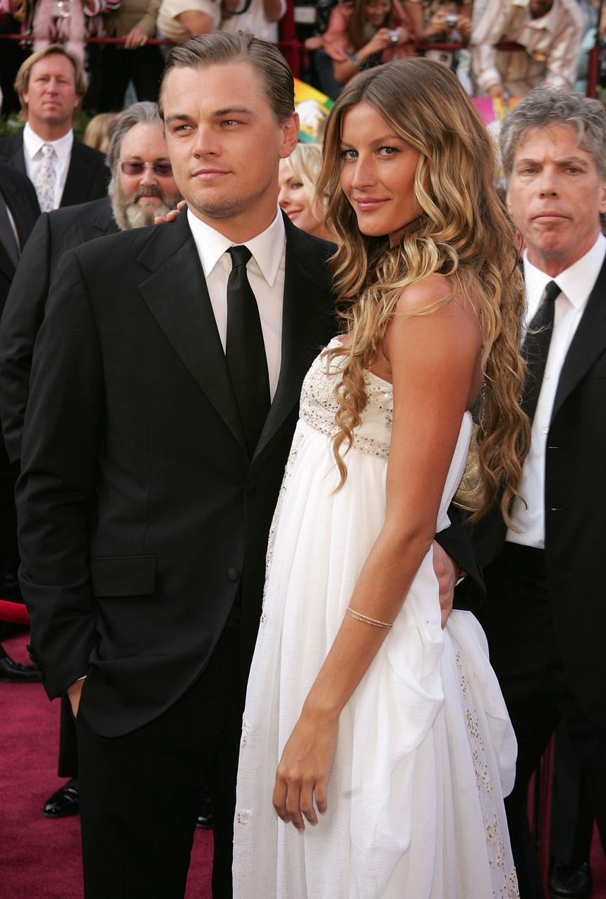 Gisele Bundchen i Leonardo DiCaprio