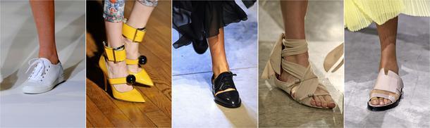 Te buty będą rządzić wiosną i latem