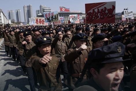 Vojska Severne Koreje je od petka u stanju najviše pripravnosti