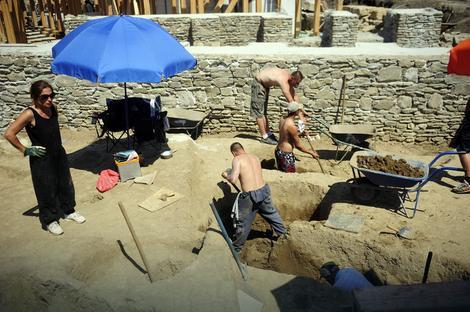Arheolozi su zaključili da je na ovom mestu nekada bio grad sa 30.000 stanovnika