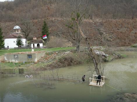 Od srede protesti vernika: Nivo vode raste