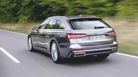 Audi A6 Avant - kombi na długie trasy