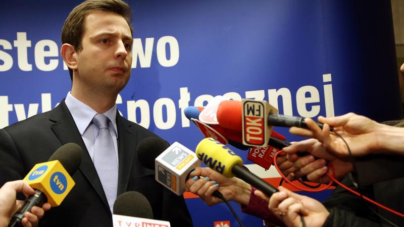 Władysław Kosiniak-Kamysz, fot. PAP/Tomasz Gzell