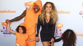 Mariah Carey i Nick Cannon znowu razem? Byli małżonkowie pozują z dziećmi na gali Nickelodeon Kids Choice Awards