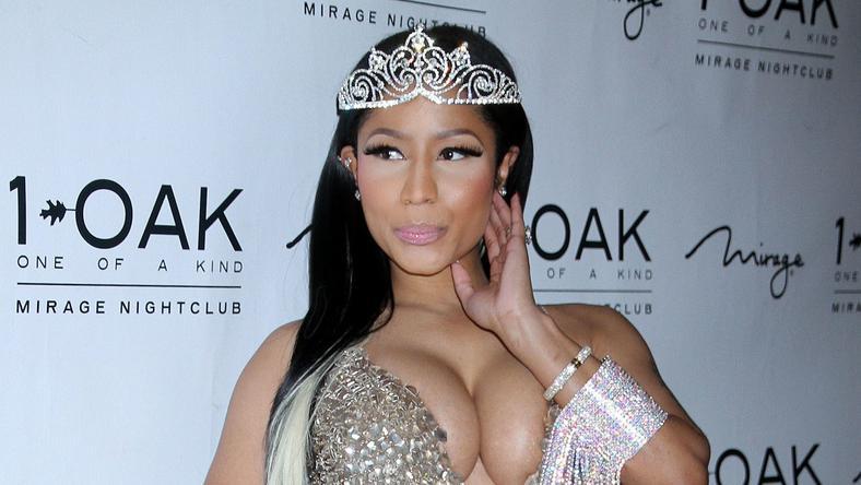 Nicki Minaj / Fotó: Northfoto