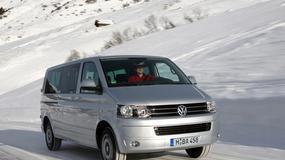 Volkswagen T5 4motion - Van 4x4