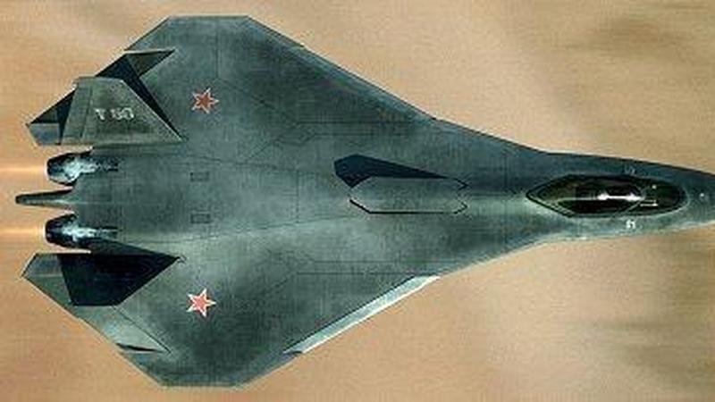 Samoloty stealth w rosyjskiej armii technowinki