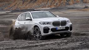 BMW X5 - totalne odświeżenie