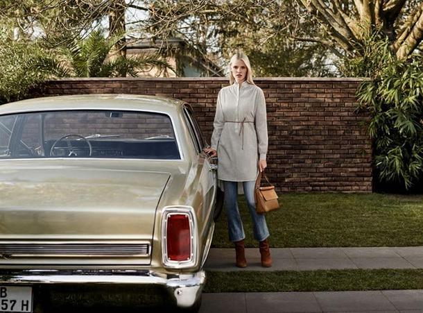 H&M na jesień jak podróż do przeszłości!