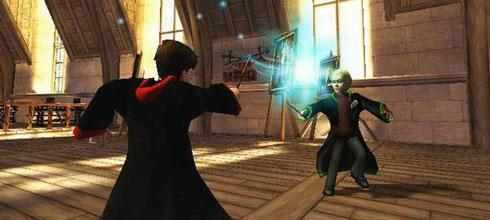 Screen z gry Harry Potter i Komnata Tajemnic