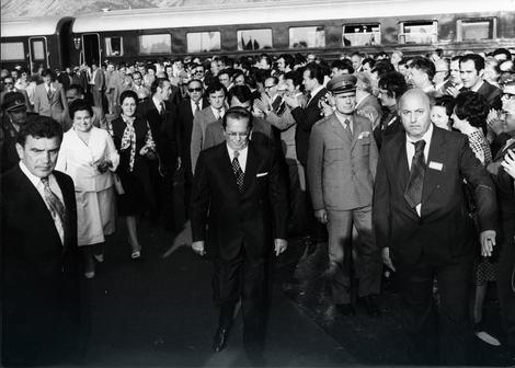 Tito se zvanično ženio triput, a imao je i posebnu sklonost ka estradnim lepoticama