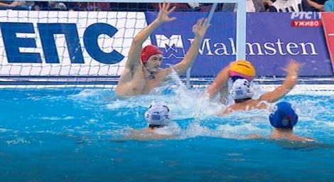 Gol Duška Pijetlovića dok je bio pod vodom