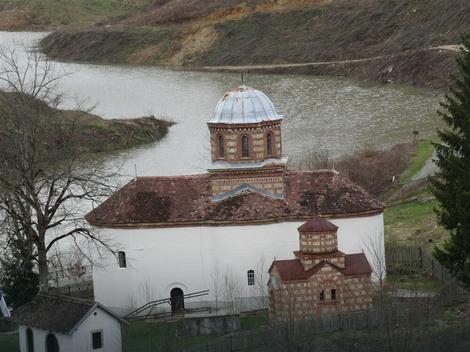 Hoće li biti potopljen: Manastir Svetog arhangela Mihaila