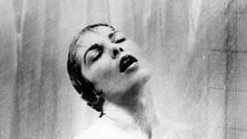 """Kadr z filmu """"Psychoza"""""""
