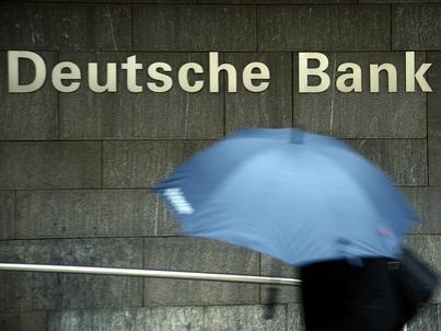 Deutsche Bank zamyka oddziały