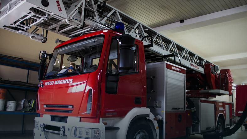 Źródłem pożaru w kamienicy mogła być wadliwie działająca kuchenka gazowa