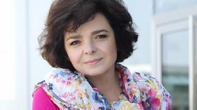 Katarzyna Grochola: lubię, kiedy ludzie są szczęśliwi