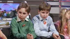 """Pamiętacie rezolutnych bliźniaków z programu """"Duże dzieci""""? Maciek i Paweł mają już 19 lat"""