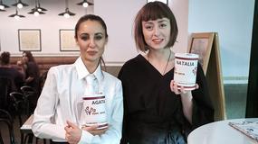 Agata Nizińska i Natalia Przybysz wsparły dzieci w niecodzienny sposób