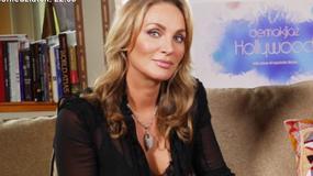 """Eva Halina Rich w programie """"Demakijaż Hollywood"""""""