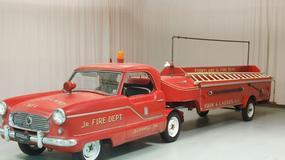 Mały, ale jednak strażacki
