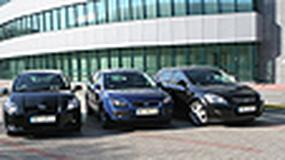 Toyota Auris, Kia cee'd, Ford Focus - Azjatyckie nowości w ataku na Europę