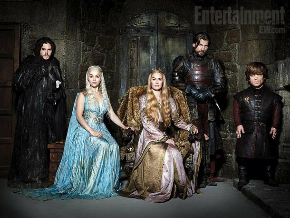 Gra o tron, 4 sezon