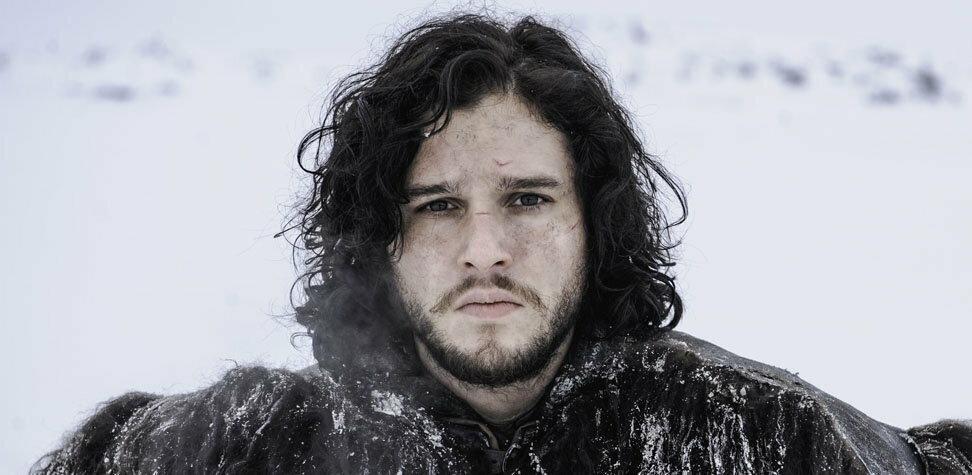 Jon Snow - Gra o Tron