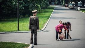 Większość tych zdjęć nigdy nie powinna ujrzeć światła dziennego. Polak przemycił je z Korei Północnej