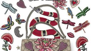 Personalizacja torebek Gucci