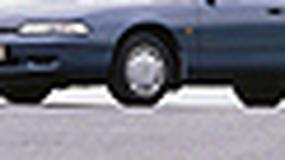 Mazda 626 - Wrodzona trwałość
