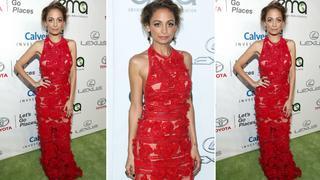 Best Look: Nicole Richie w kreacji Elie Saab