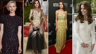 10 najlepiej ubranych arystokratek