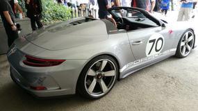 Supersamochody podczas Goodwood Festival of Speed