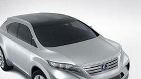 Tokio Motor Show 2007: Lexus - studium hybrydowego SUV-a LF-Xh