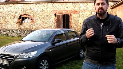 Peugeot 508 RXH - francuska klasa premium