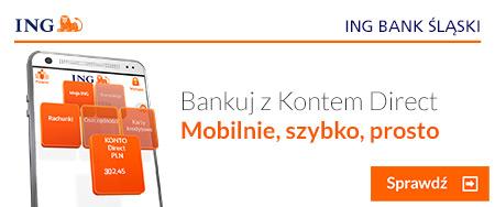 Wiesz jak wygląda bankowanie w ING Banku Śląskim?