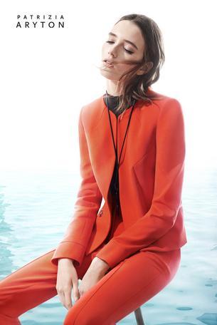 Gwiazda pokazów Chanel i Dior w kampanii polskiej marki