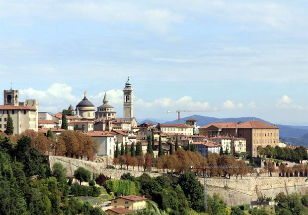 Bergamo. Najpiekniejsze miejsca Włoch