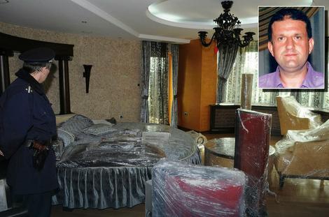 Posle dizanje optužnice za Darka Šarića počela je rasprodaja njegove imovine