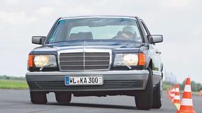 Mercedes 300 SE - odpowiedni samochód dla szefów