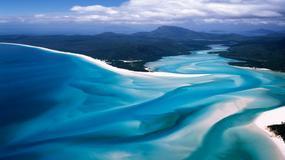 """Wyspy Whitsunday - australijski """"raj na ziemi"""" zagrożony; rząd chce wybudować port węglowy na Wielkiej Rafie Koralowej"""