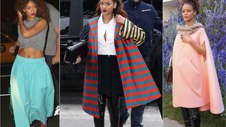 Ikona stylu: Rihanna