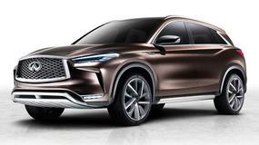 Infiniti QX50 Concept - zapowiedź nowego SUV-a