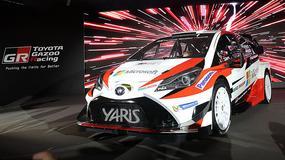 Toyota powraca do WRC
