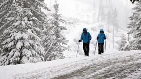 Powrót zimy w Zakopanem