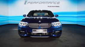 BMW 530e iPefrormance zadebiutowało w Poznaniu