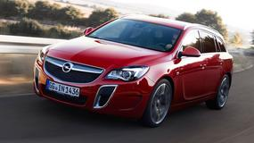 Frankfurt 2013: Opel Insignia OPC po liftingu